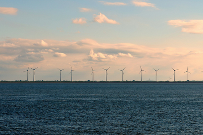 floating wind farm