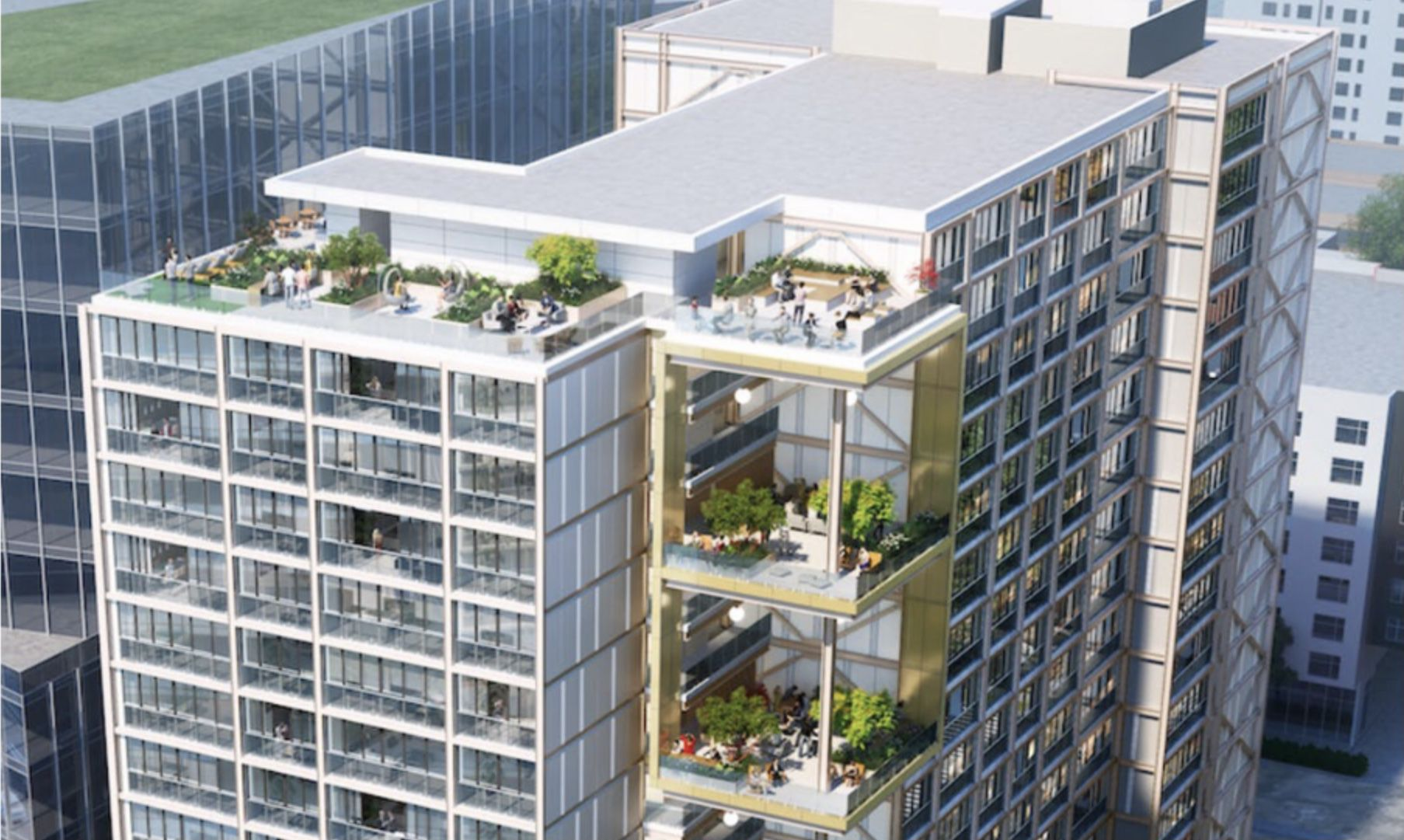 Net Zero Seattle High-Rise Saves on Construction, Builder Says