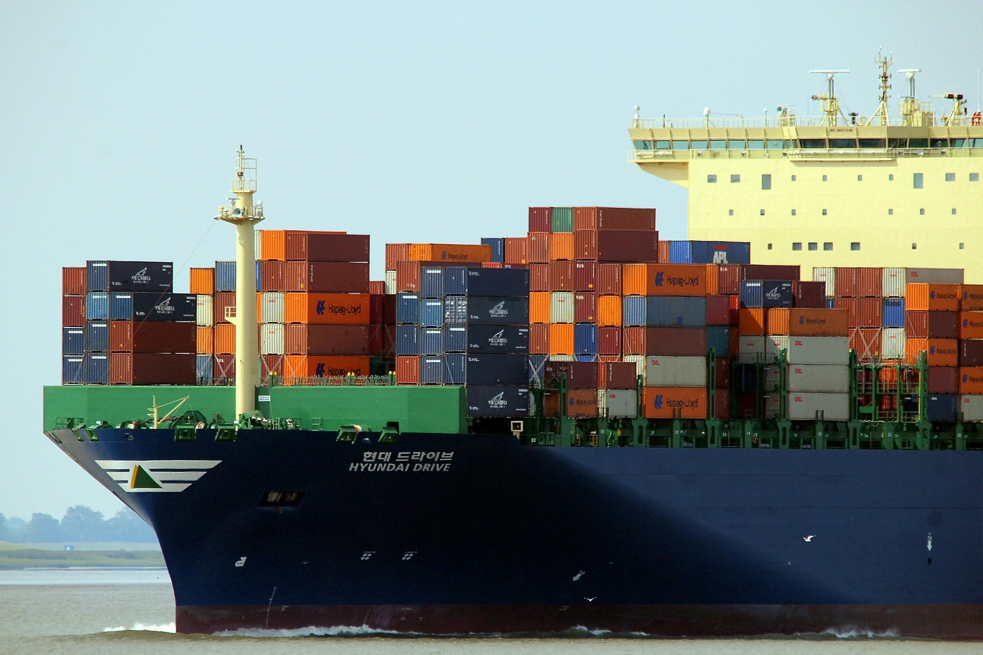 Biofuels will pave the way for greener shipping
