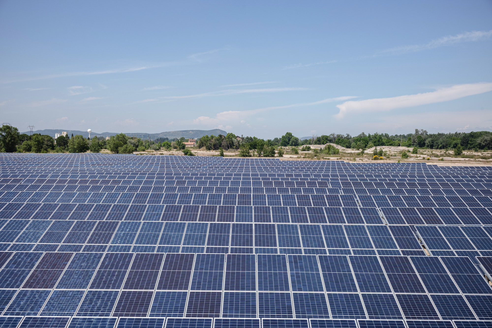 Renewable Energy Investment Record Rise